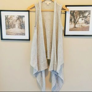 Michael Kors light knit vest